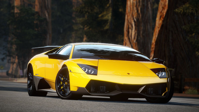 Gta San Andreas Lamborghini Murcielago Lp670 Sv Engine Sound From