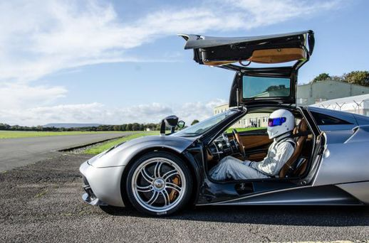 Pagani Huayra TT Ultimate Edition