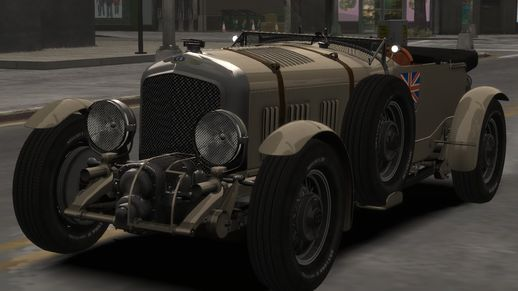Bentley Blower 4 1/2 Litre (Beta)