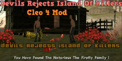 Devils Rejects Island Of Killers v1.00