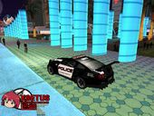 Ford Mustang GT-R Police