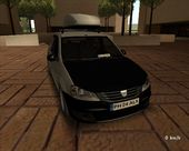 Dacia Logan 2009 - Civilian Tuning