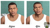 Franklin Angry Face Mod