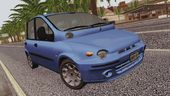 Fiat Multipla Normal Bumpers