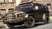 Need For Speed SWAT VAN [NON-ELS]