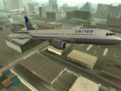 United Airlines Airbus A320-200