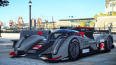 Audi R18 TDI (Revised)