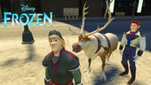 Frozen Male Character Pack [Kristoff, Hans, Sven]