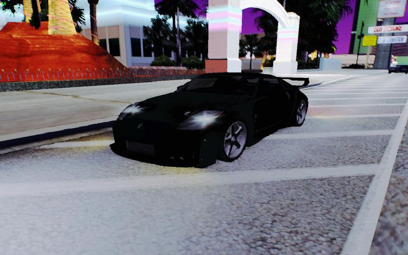 Gta San Andreas Nissan Fast And Furious Tokyo Drift Mod