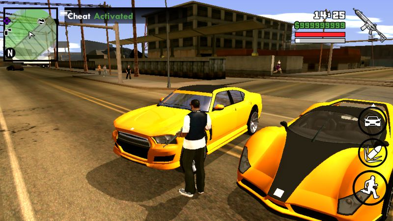 how to add user tracks in gta san andreas android