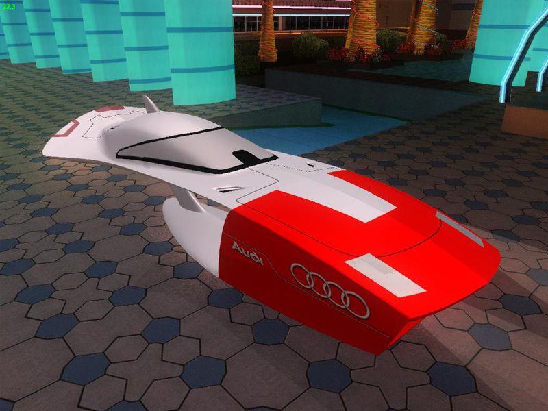 Gta San Andreas Audi Calamaro Concept Mod Gtainside Com