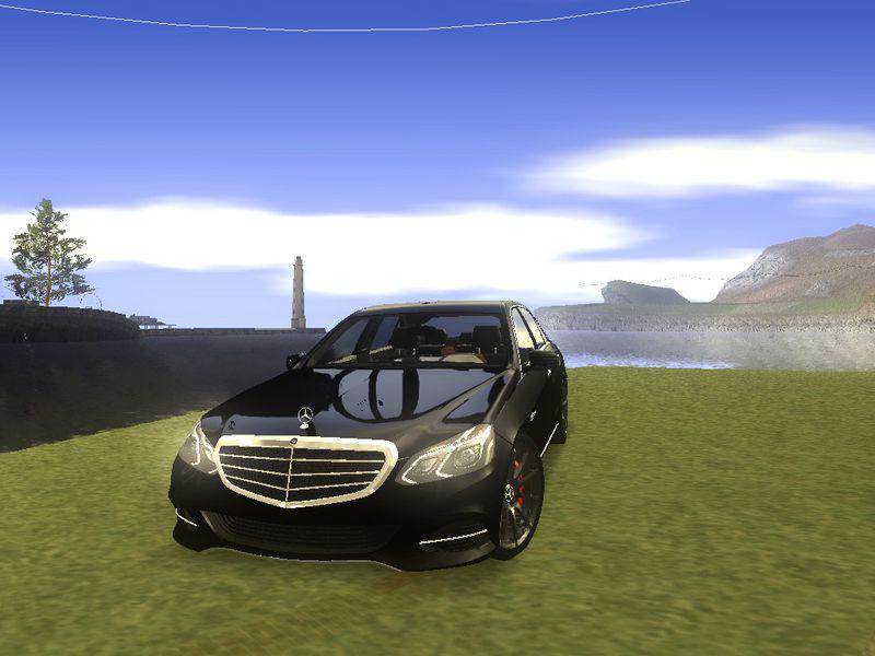 Gta san andreas 2014 mercedes benz e300 amg wheels mod for Mercedes benz e300 amg