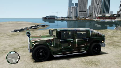 GTA III HD PATRIOT V2