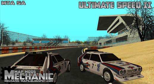 MTA/GTA SA Race Track - Ultimate Speed II