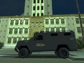 Grey LSPD 2009 Lenco Bearcat