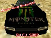 Monster Energy Cheetah By CJ_SAMP