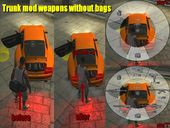 Trunk Mod Weapons without Bags