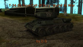 T-34-85 form Call Of Duty: World At War
