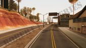 The Best Road Textures for GTA SA - SAMP