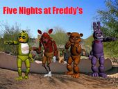 Five Nights At Freddy's Skin Pack
