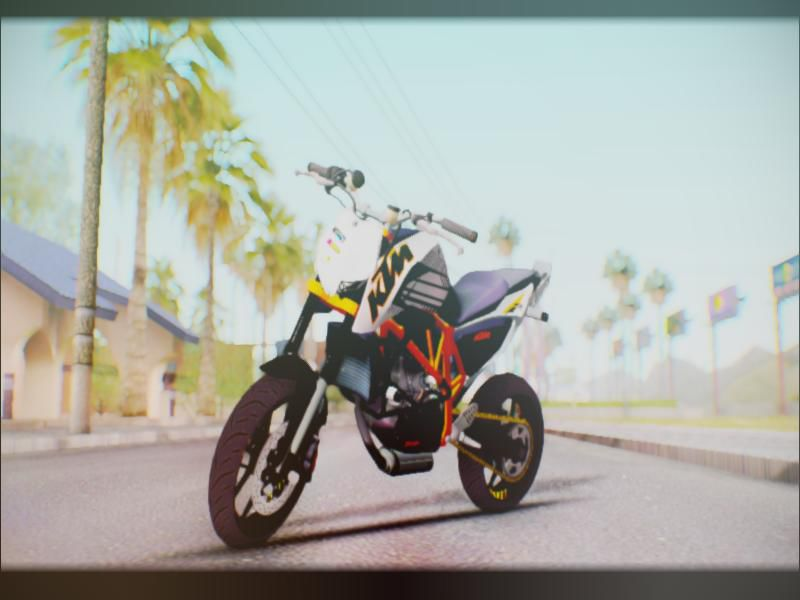 💄 Gta sa duke bike mod android | MOD GTA ANDROID: Bikes