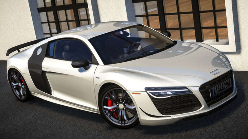 Gta 4 2015 Audi R8 Competition Epm Mod Gtainside
