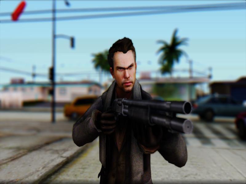 GTA San Andreas Makarov from COD MW3 Mod - GTAinside com