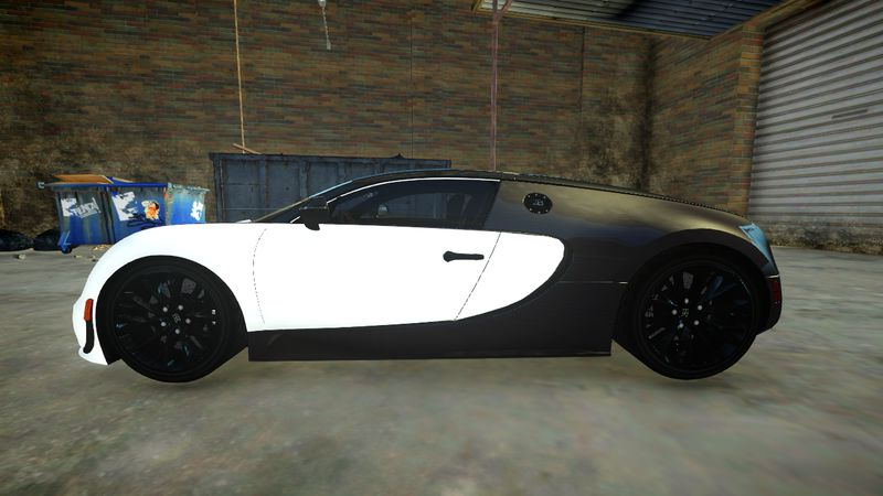 gta 4 bugatti veyron 16 4 super sport carbon paintjob mod. Black Bedroom Furniture Sets. Home Design Ideas