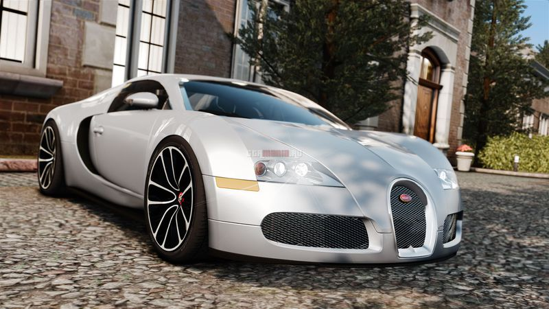 gta 4 bugatti veyron 16 4 v2 0 mod. Black Bedroom Furniture Sets. Home Design Ideas