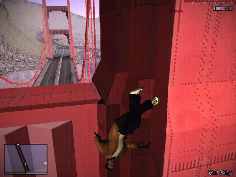 GTA San Andreas RagDoll Mod 2 0 Mod - GTAinside com