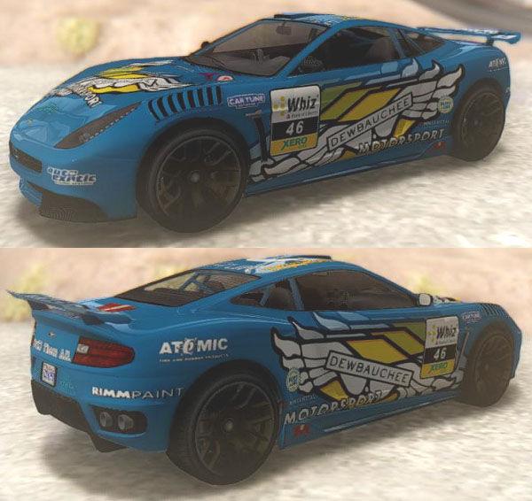 GTA San Andreas GTA V Dewbauchee Massacro Racecar Mod ...