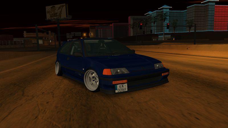Honda Civic 4gen JDM