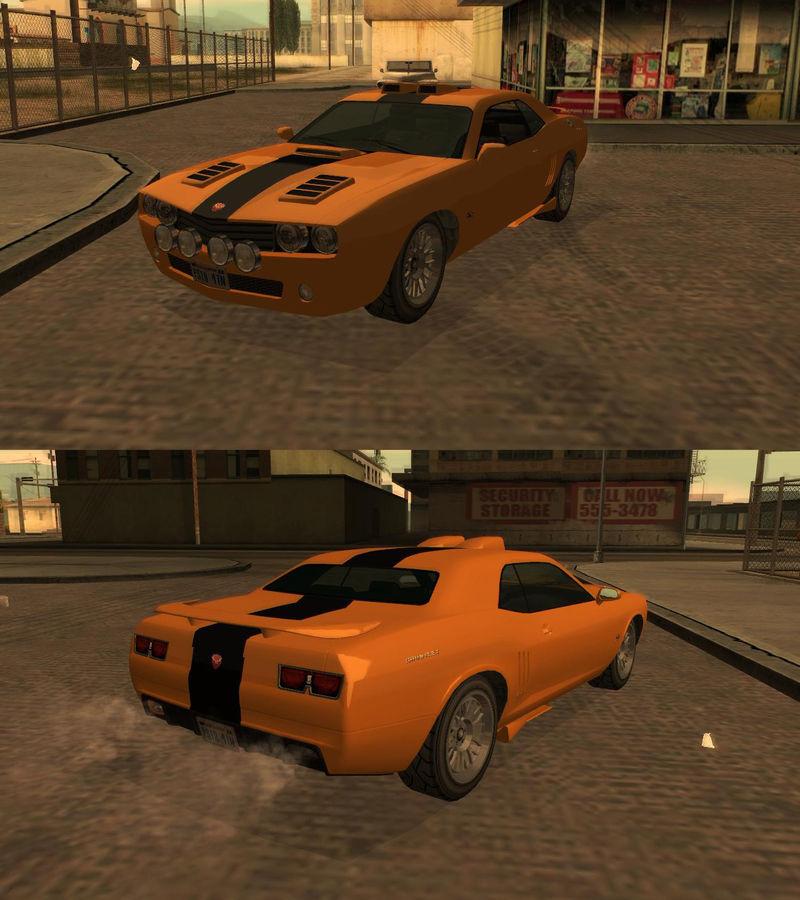 GTA San Andreas GTA V Bravado Gauntlet updated Mod - GTAinside com