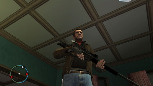 Sniper Rifle Sound from GTA IV
