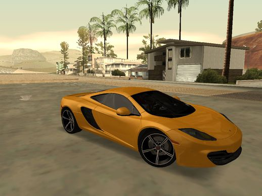 McLaren MP4-12C GAWAI V1.5 FINAL