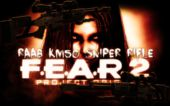 Raab KM50 Sniper Rifle From F.E.A.R. 2