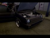 VW Golf MK2 eXqable's Customs