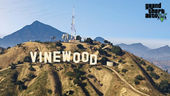 GTA 5 Vinewood Hills During The Day Wallpaper