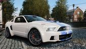 Tobey Marshall Ford Mustang GT v1.0