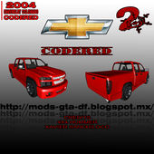 2004 Chevrolet Colorado Codered