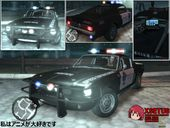 Ford Shelby GT500 Eleanor Police