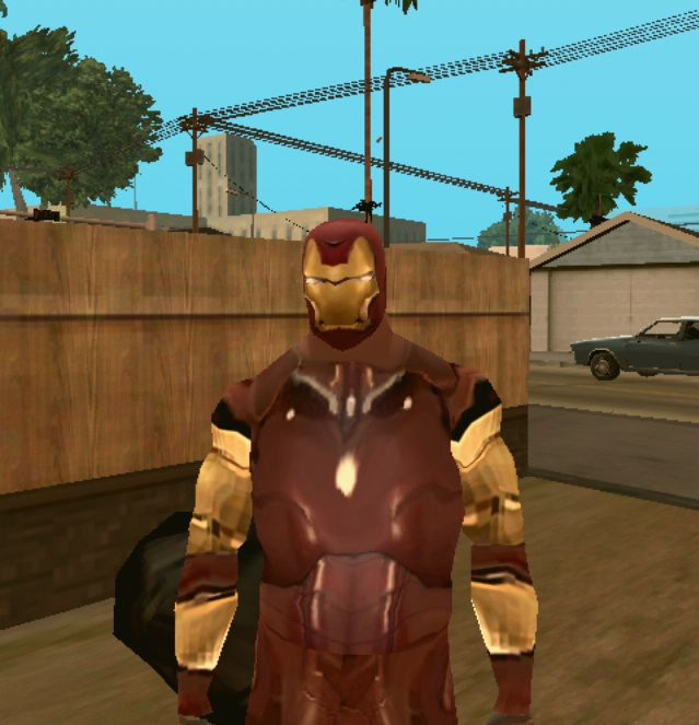 Gta San Andreas Cj Muscle Pictures To Pin On Pinterest