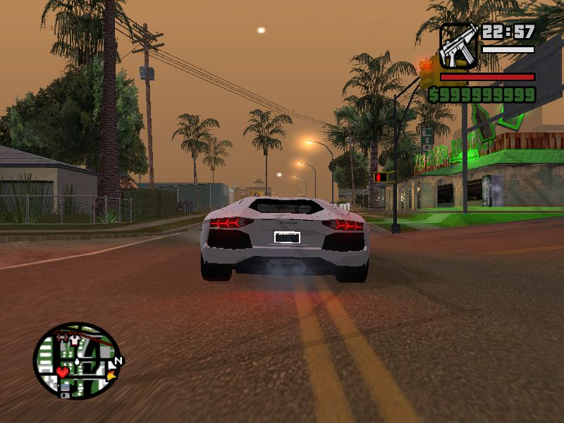 GTA San Andreas ImVehFt for Samp and Offline without cleo