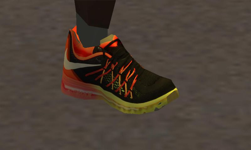 Nike Air Max 90 for GTA San Andreas