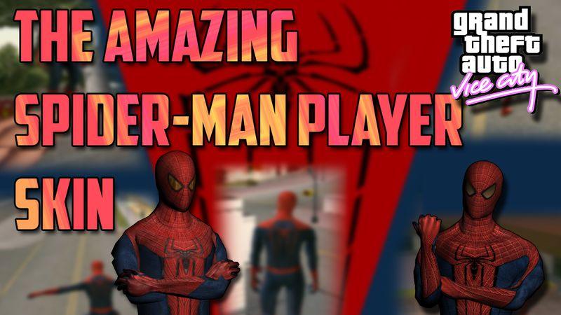 GTA Vice City The Amazing Spider-Man Mod - GTAinside com