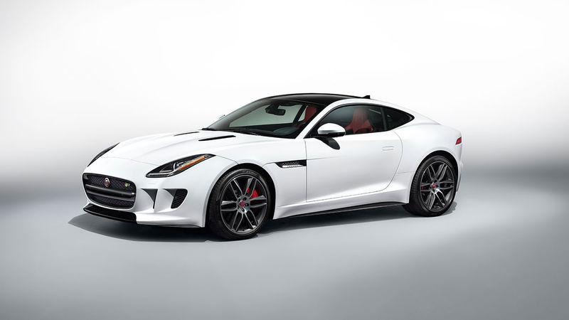 Jaguar F Type Sound Mod