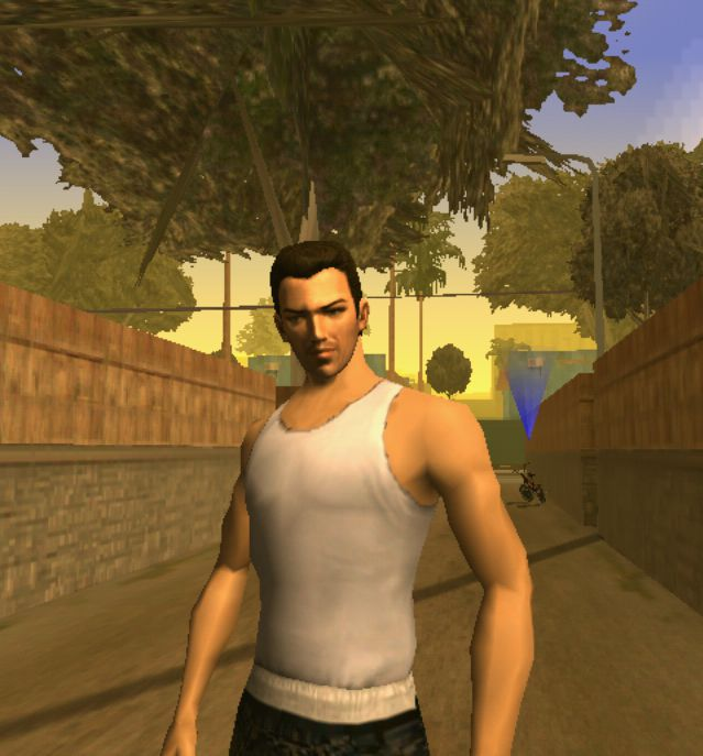 gta san andreas tommy with hd face v2 for android mod gtainside com
