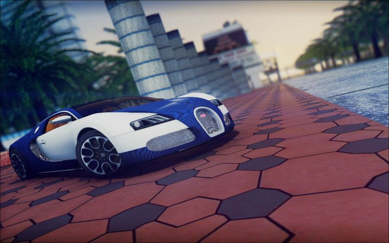gta san andreas 2008 bugatti veyron grand sport sang bleu mod. Black Bedroom Furniture Sets. Home Design Ideas