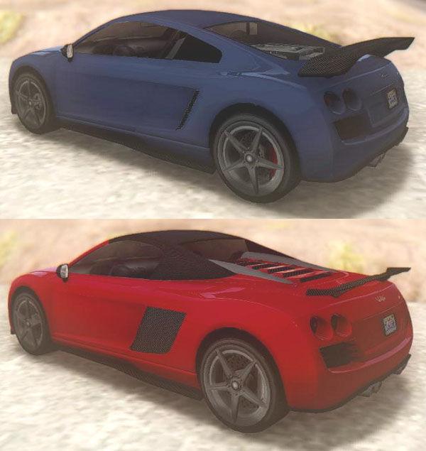 GTA San Andreas GTA V Obey 9F Coupè & Cabrio Mod ...
