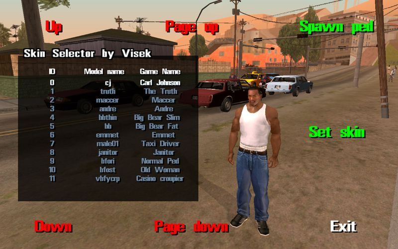 download cheat grand theft auto san andreas android